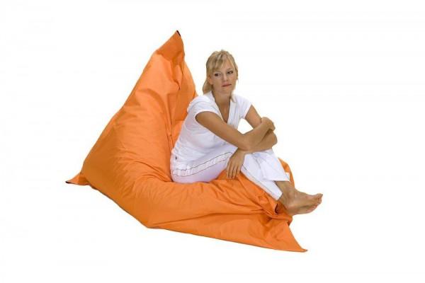 Loungepillow in Orange 180x140 cm