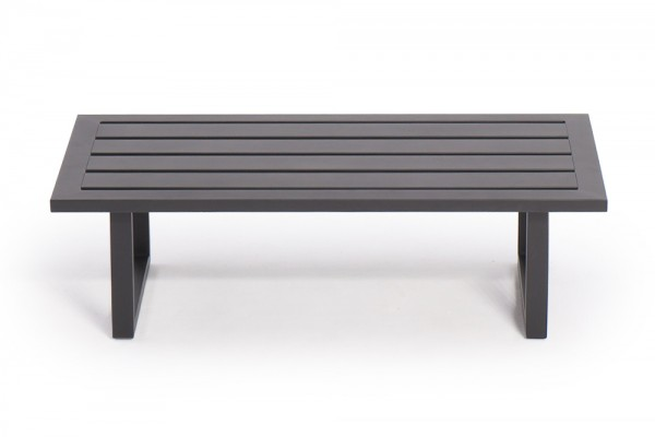 Thomson lounge table 100 cm in black
