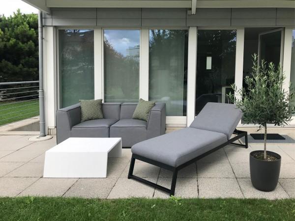 Lounge de jardin spécial Pow en Bluestorm