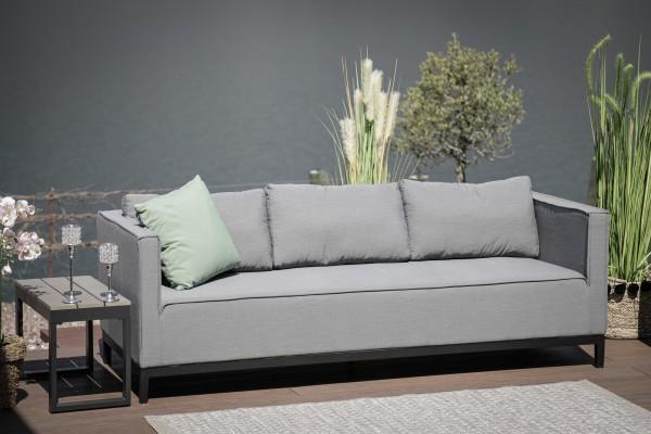 Canapé d'extérieur Freeride en gris