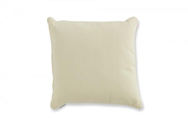 Coussin décoratif en beige