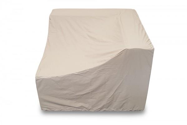 Sunbrella fabric corner piece rain cover