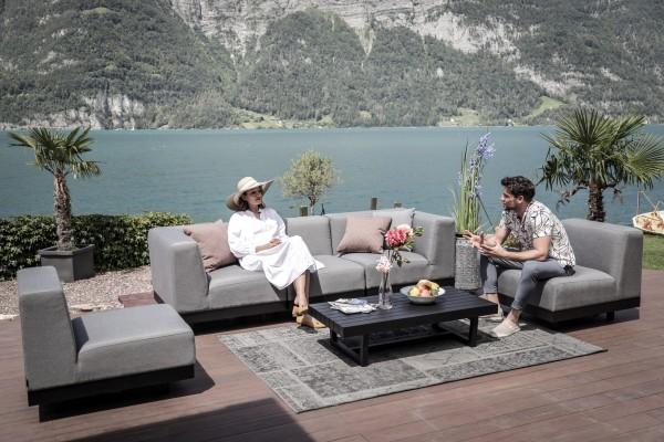 Leni outdoor furniture in grey