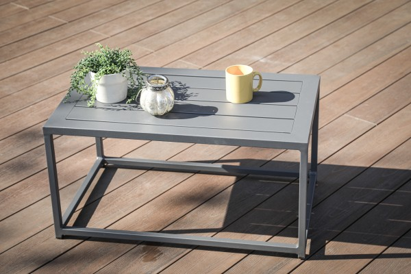 Brooks lounge table in grey
