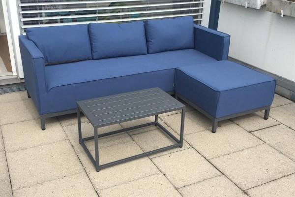 Alenia garden lounge set in bluestorm