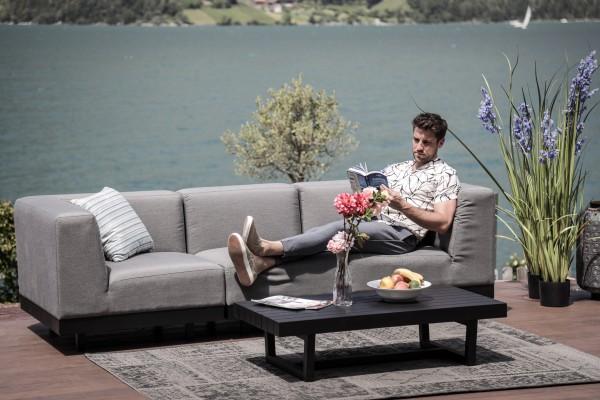 Freedom Garten Sofa in Grau