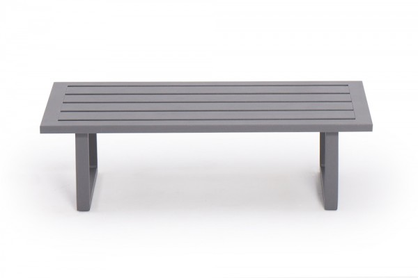Thomson lounge table 100 cm in grey