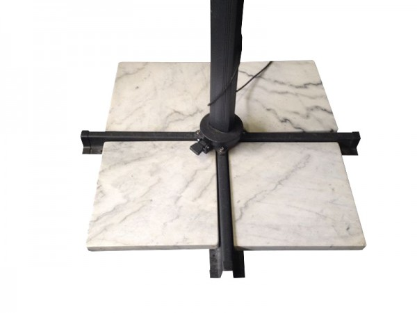 Granite plates for Swing parasol